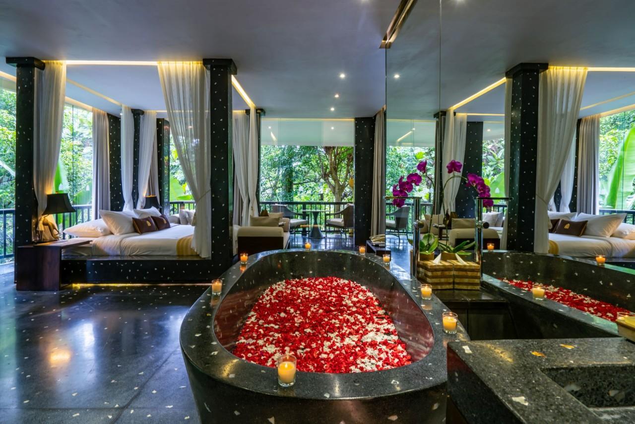 Hanging Gardens Of Bali 2019 World Luxury Hotel Awards Nominee