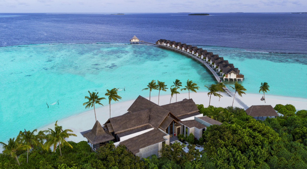Furaveri Island Resort & Spa 2019 World Luxury Hotel Awards Nominee