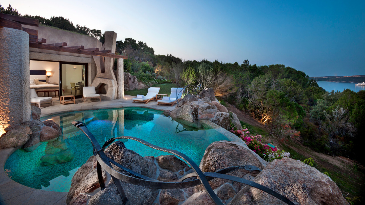 Hotel Pitrizza, a Luxury Collection Hotel - World Luxury Hotel Awards